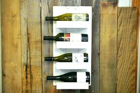 wooden wine rack wall mount wood racks for mounted glass