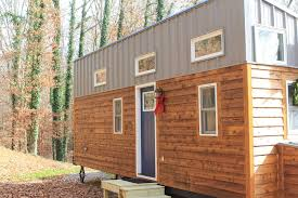 used tiny houses for sale. Modern Farmhouse THOW, High End Appliances, Eco-Friendly Used Tiny Houses For Sale D