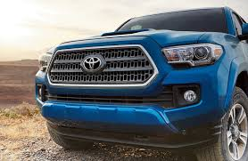2017 Tacoma Towing Capacity Chart What Is The Towing Capacity Of The 2017 Toyota Tacoma