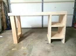 office desk diy. Diy Home Office Desk Plans In Best Homemade Ideas On Corner B