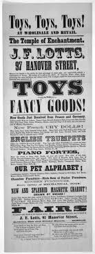 Vintage Toy Advertisements