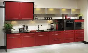 Red And Gold Kitchen Metal Kitchen Cabinets For Sale Kitchen Haight Ashbury Victorian