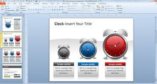 Countdown Clock For Powerpoint Presentation Clocks Powerpoint Templates