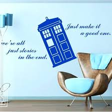 dr who wall art art design home decoration who vinyl popular doctor who wall sticker dr who wall art