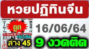 โคตรแม่น 9 งวดติด เลขเด็ด ปฏิทินจีน ถูกต่อเนื่อง 9 งวดติด ปฏิทินจีน 16/6/64  เลขเยอะตามชุดเด่น - news 17 times