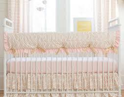 shabby chic crib bedding for