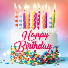 Pin By Amani On Glf Birthday Cake Gif Happy Birthday Brother