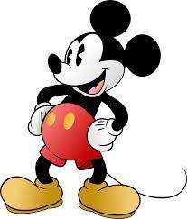 Vintage Mickey Mouse Vector - Novocom.top