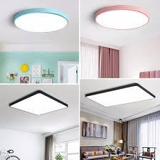 Led Plafondlamp Moderne Lamp Woonkamer Verlichting Armatuur