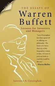 the essays of warren buffett lessons for investors and managers  6139551