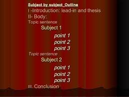 comparison contrast essay 9