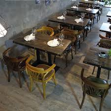 industrial loft furniture restaurant retro wood table catering chair group57 industrial loft furniture l84 furniture