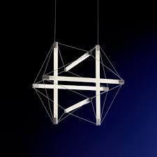 Plexiglass Light Light Structure Pendant Lamp Original Design Glass Acrylic By Ingo Maurer Archiexpo