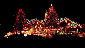 Christmas Light Show In Bakersfield Ca Bakersfield Home With Beautiful Christmas Lights