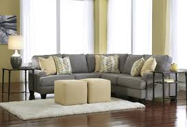 Sectionals Living Room Furniture Buy Chamberly Alloy Sectional Living Room Set By Signature
