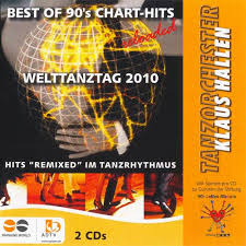 82 Cdpm101003 Best Of 90s Chart Hits Welttanztag 2010