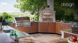 kitchen s luxury outdoor kitchens brown jordan outdoor kitchens