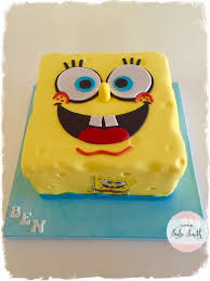 Spongebob Cake Cake By Sadie Smith