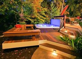 Backyard Deck Design Delectable Outside Deck Ideas Mungaiandthegoaconstrictorme