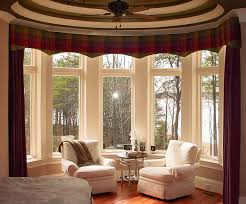 Window Treatment For Bay Windows In Living Room Living Room Wonderful Living Room Windows Decorating Ideas With