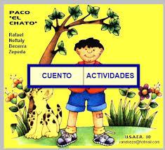 Lesson 44 you have to classify the trash examen. Jclic Paco El Chato Cuento Y Actividades La Luz De Mi Clase
