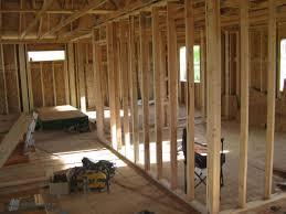 framing an interior wall. Framing An Interior Wall A