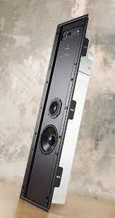 meridian dsp520 2 in wall speaker