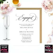 Save The Date Party Template Image 0 Holiday Templates Free
