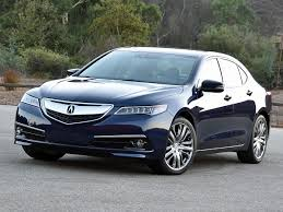 2016 Acura TLX - Overview - CarGurus