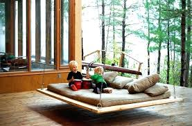 day bed swing day bed swing swing bed ideas to enjoy floating in mid air outdoor