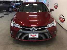 2017 Used Toyota Camry XLE Automatic at East Madison Toyota ...