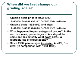 Ppt Grading Scales Powerpoint Presentation Id 3226469