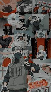 Aesthetic Anime Wallpaper Kakashi
