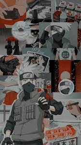 Aesthetic Anime Wallpaper Kakashi