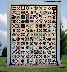 27 best Elm Creek Quilts images on Pinterest | Sampler quilts ... & Sylvia's Bridal Sampler is a 140 block sampler quilt quilt made by the  characters in a novel, The Master Quilter, the sixth in the Elm Creek  Quilts series ... Adamdwight.com