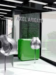 Axel Design Bum Sculptures Feature In Axel Arigatos Brutalist