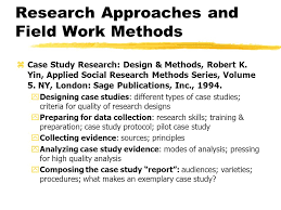 Case study research  design and methods   th ed  Robert Yin     Figure    The history and evolution of case study research  JOHANSSON         p