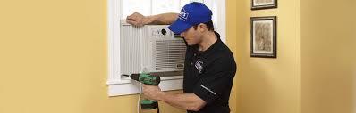 window air conditioner installation. window a/c unit install air conditioner installation