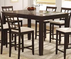 tall dining table inside modern ideas tables tremendous wood on ikea prepare 5