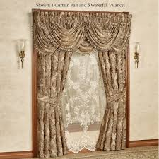 Wide Window Treatments wide window curtains french and patio door panels touch of class 1949 by xevi.us