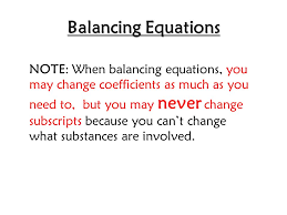 chemistry about com balancing equations answers jennarocca balancing equations example worksheet