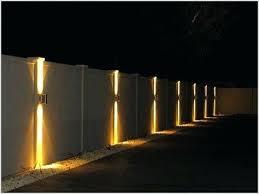 outdoor solar fence lights solar fence lighting throughout lights plan solar garden fence post lights garden