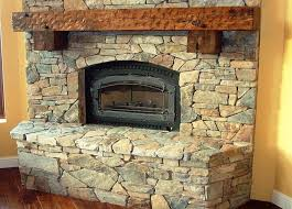 airstone fireplace hearth