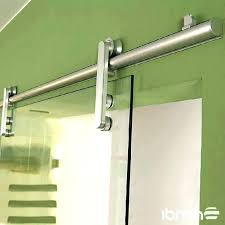 sliding door closer automatic closing self glass screen bunnings