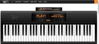 Image result for virtual piano