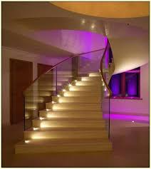 under stairs lighting. Sophisticated Led Stair Lights Motion Sensor . Under Stairs Lighting M