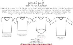 Paige Piko Top Tunic Dress
