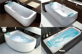 jacuzzi aquasoul versions designer bathtub from jacuzzi europe by carlo urbinati new clean modern bathtubs