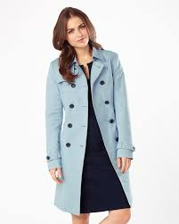 phase eight tabatha trench coat blue