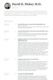Download By Medical Cv Template Physician Word Jmjrlawoffice Co